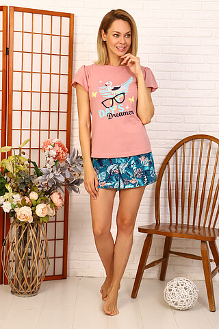 Комплект (шорты+футболка) СОФИЯ37