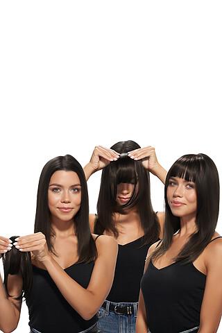"""Волосы-тресс """"Вольный стиль"""" Nothing But Love"""