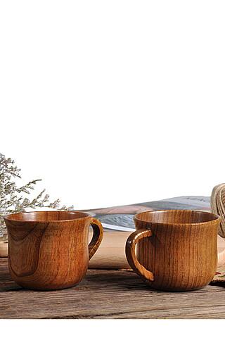 """Деревянная чашка 170 мл """"Ямайский ритм"""" Nothing Shop"""