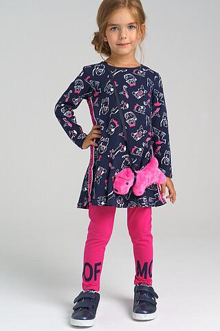 Комплект (Платье+Леггинсы) PLAYTODAY
