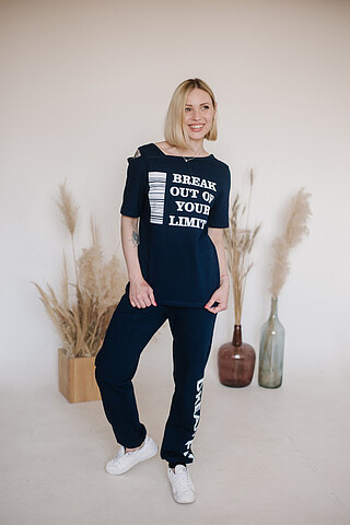 Костюм (футболка+брюки) ALTEX