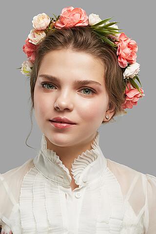 Веночек с розами Цветочный рай Nothing But Love