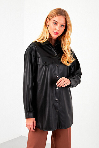 Куртка-рубашка DELIA