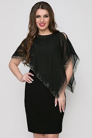 Комплект (Платье+Накидка) BELLUCHE