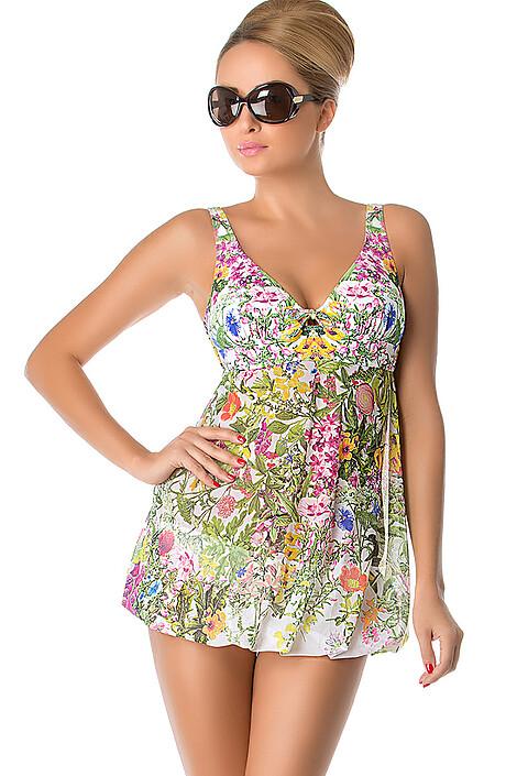 Купальник-платье за 3422 руб.