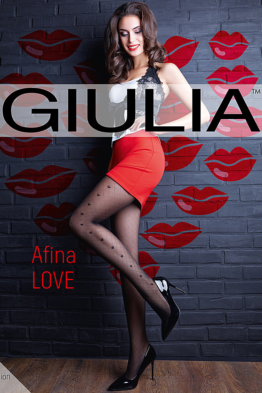Колготки GIULIA (110715), купить в Moyo.moda
