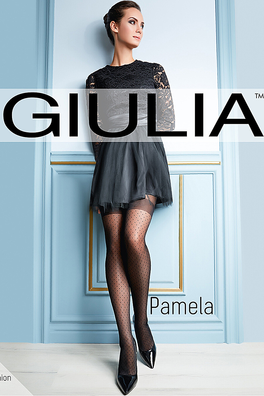 Колготки GIULIA (111056), купить в Optmoyo.ru