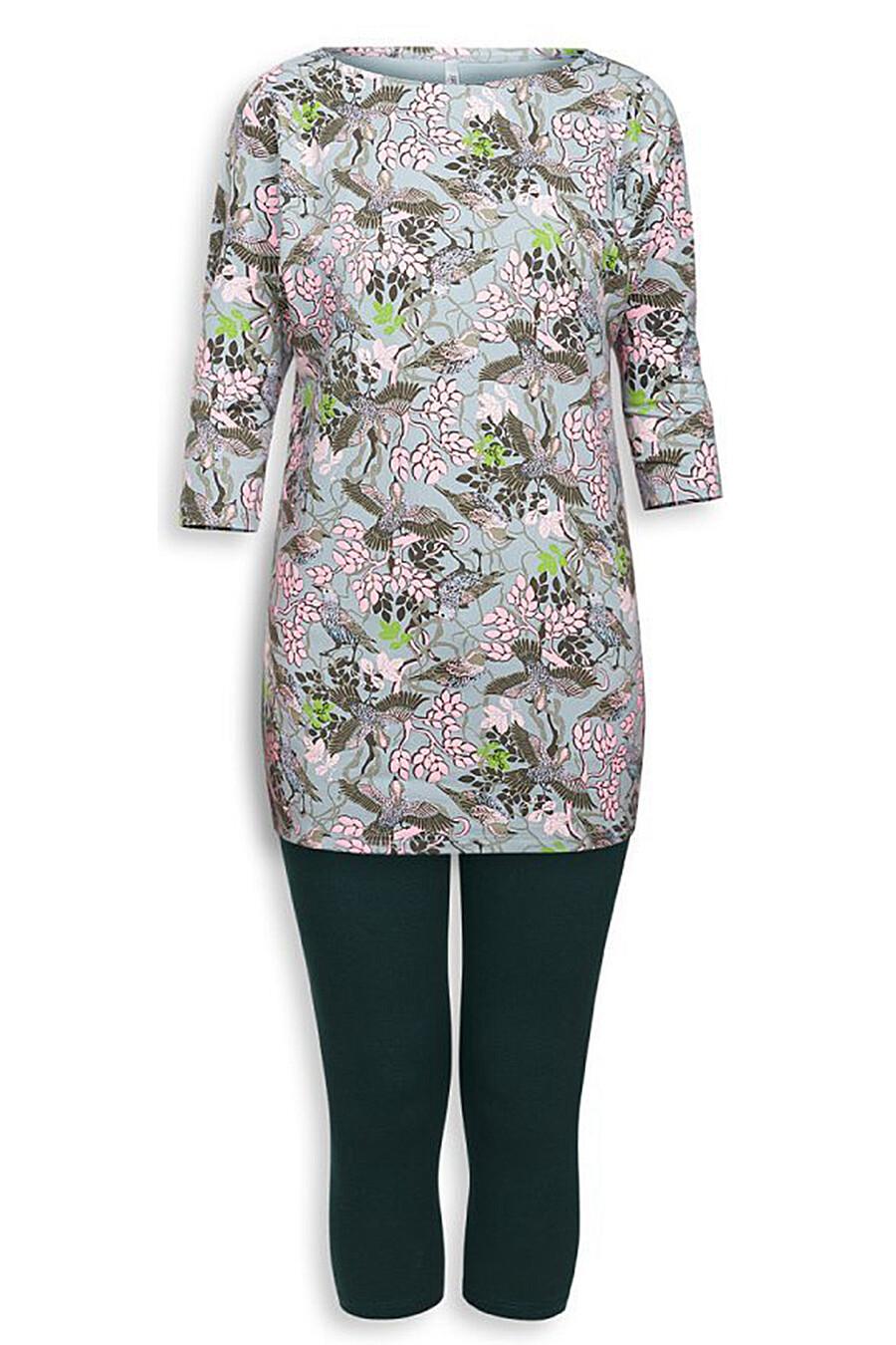 Пижама (Лосины+Туника) #111371