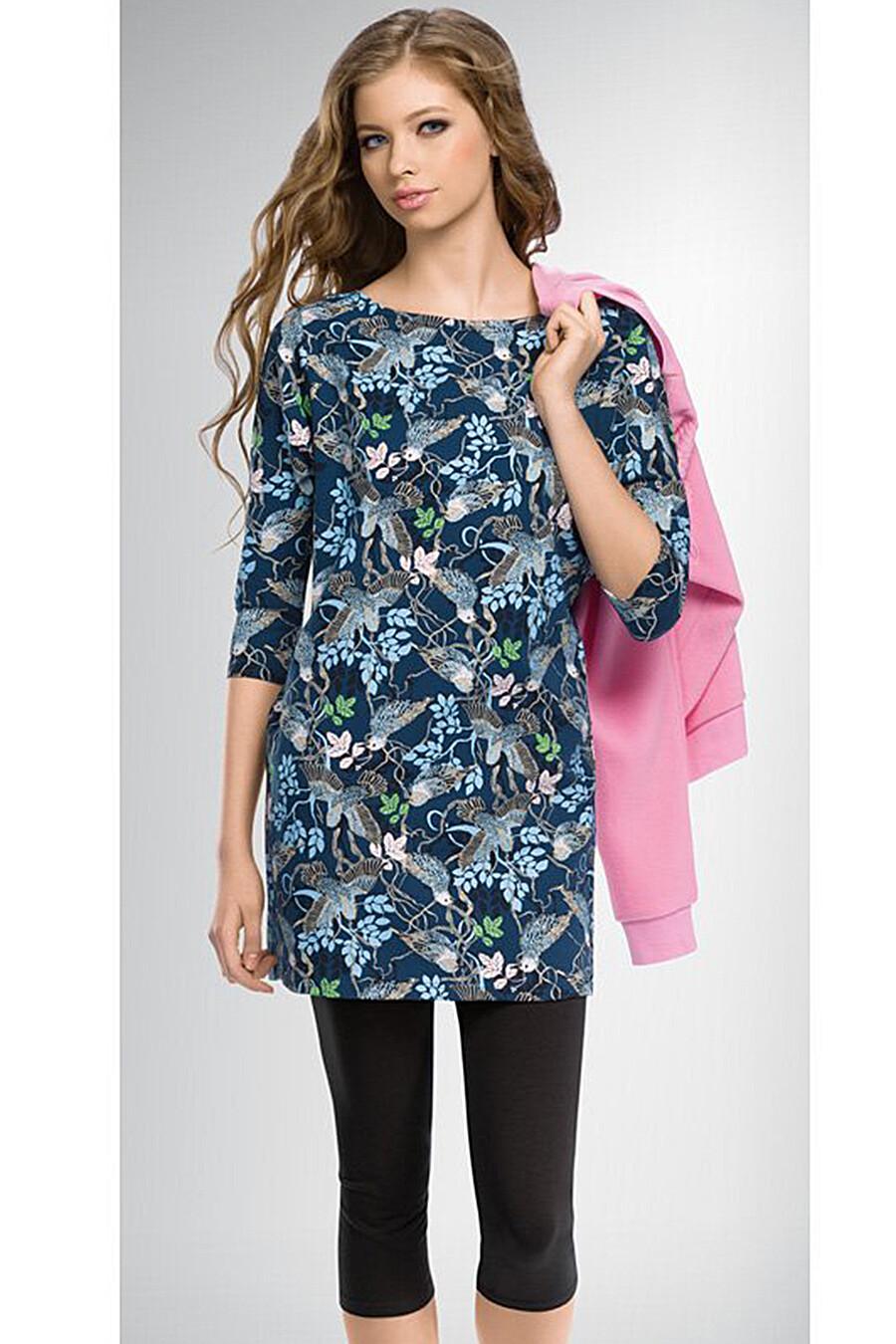 Пижама (Лосины+Туника) #111372