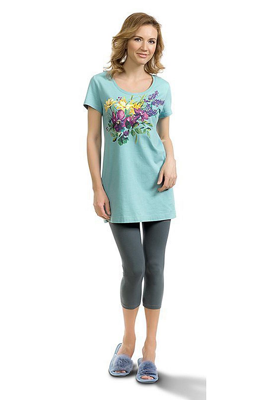 Пижама (Лосины+Туника) #111383