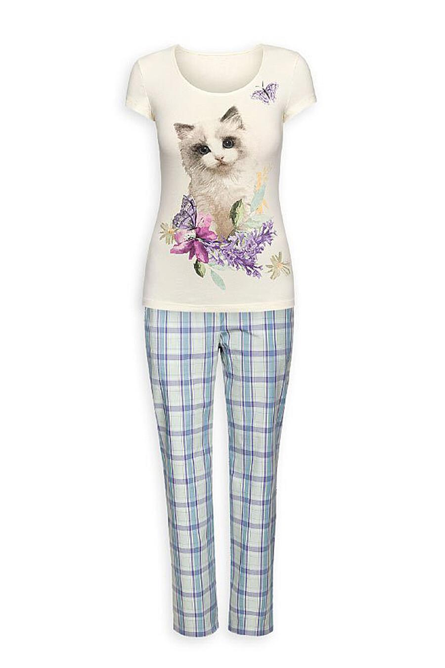 Пижама (Брюки+Футболка) PELICAN (111437), купить в Optmoyo.ru