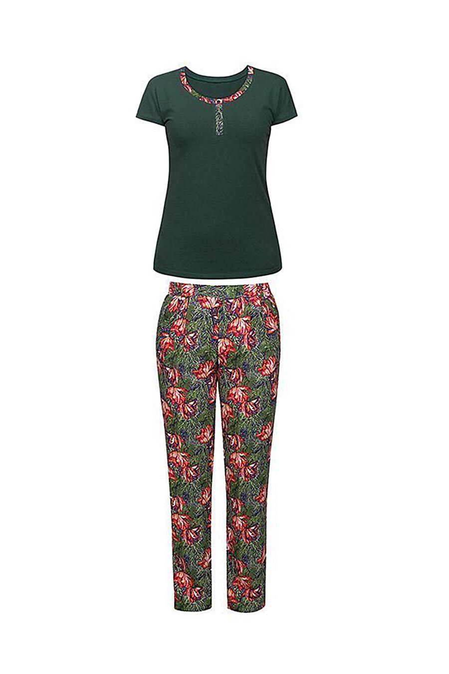 Пижама (Брюки+Футболка) #111441
