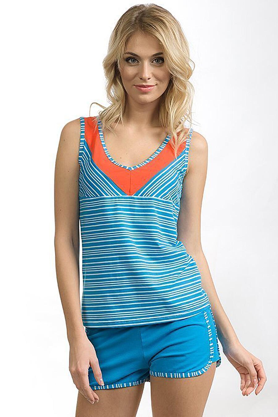 Пижама (Майка+Шорты) #111448