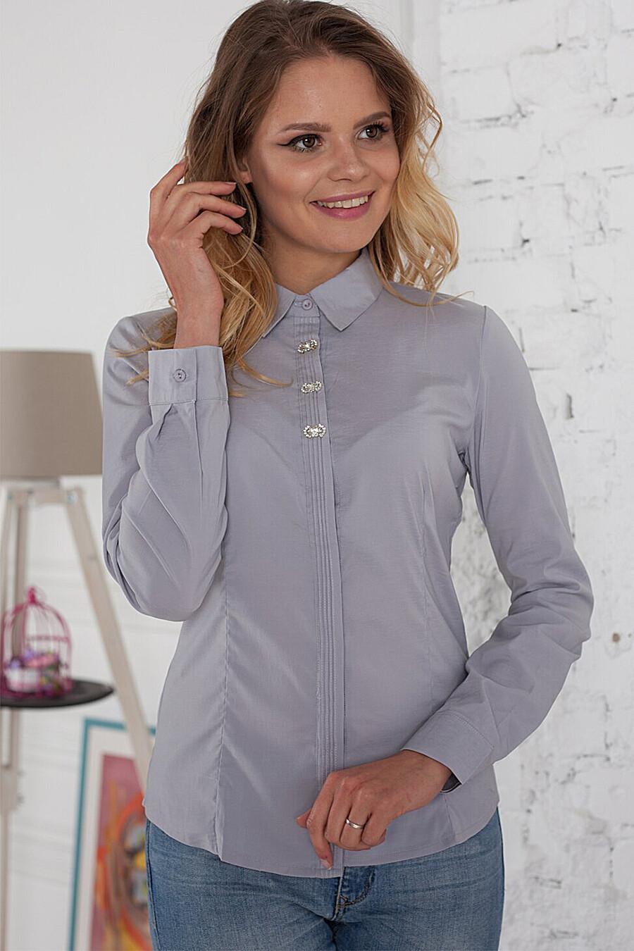 Рубашка MODALIME (117556), купить в Optmoyo.ru