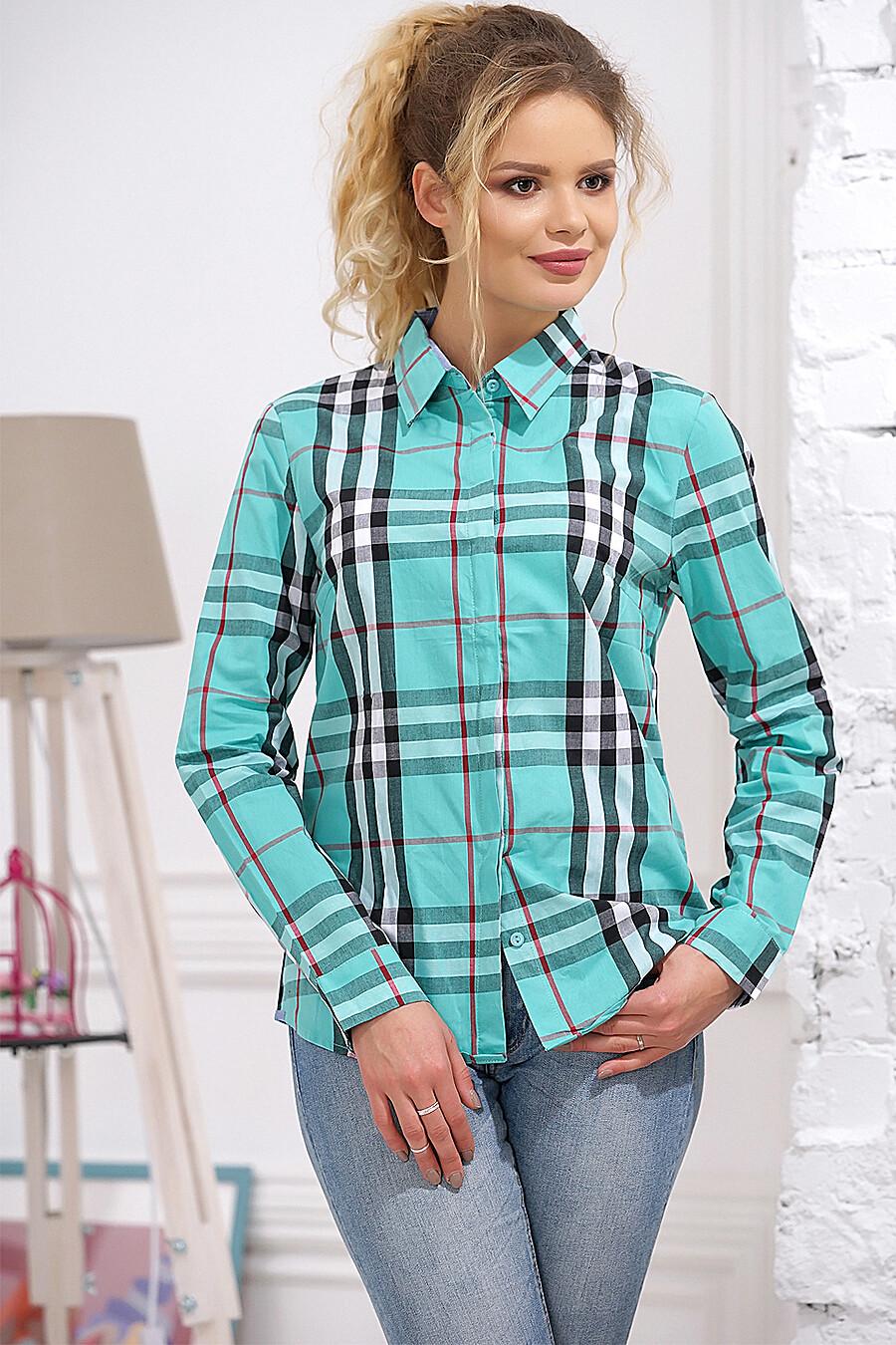 Рубашка MODALIME (117565), купить в Optmoyo.ru