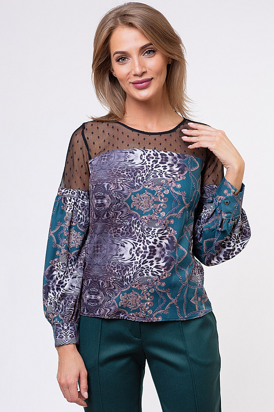 Блуза TuTachi (127385), купить в Moyo.moda
