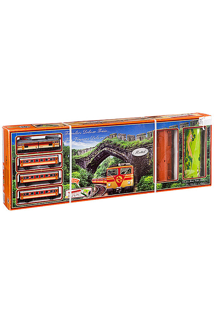 Железная дорога BONNA (128129), купить в Moyo.moda