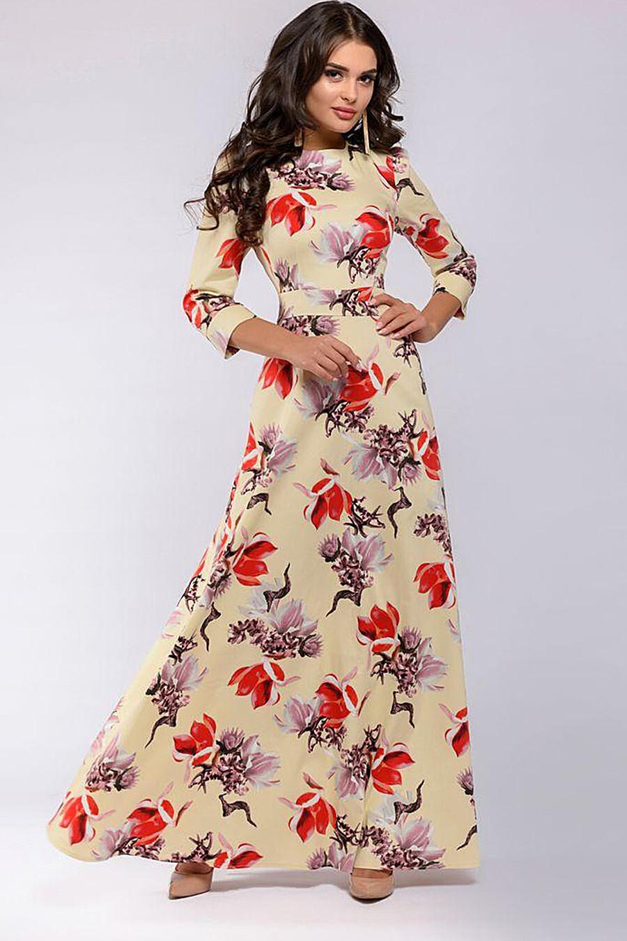 Платье 1001 DRESS (130704), купить в Optmoyo.ru