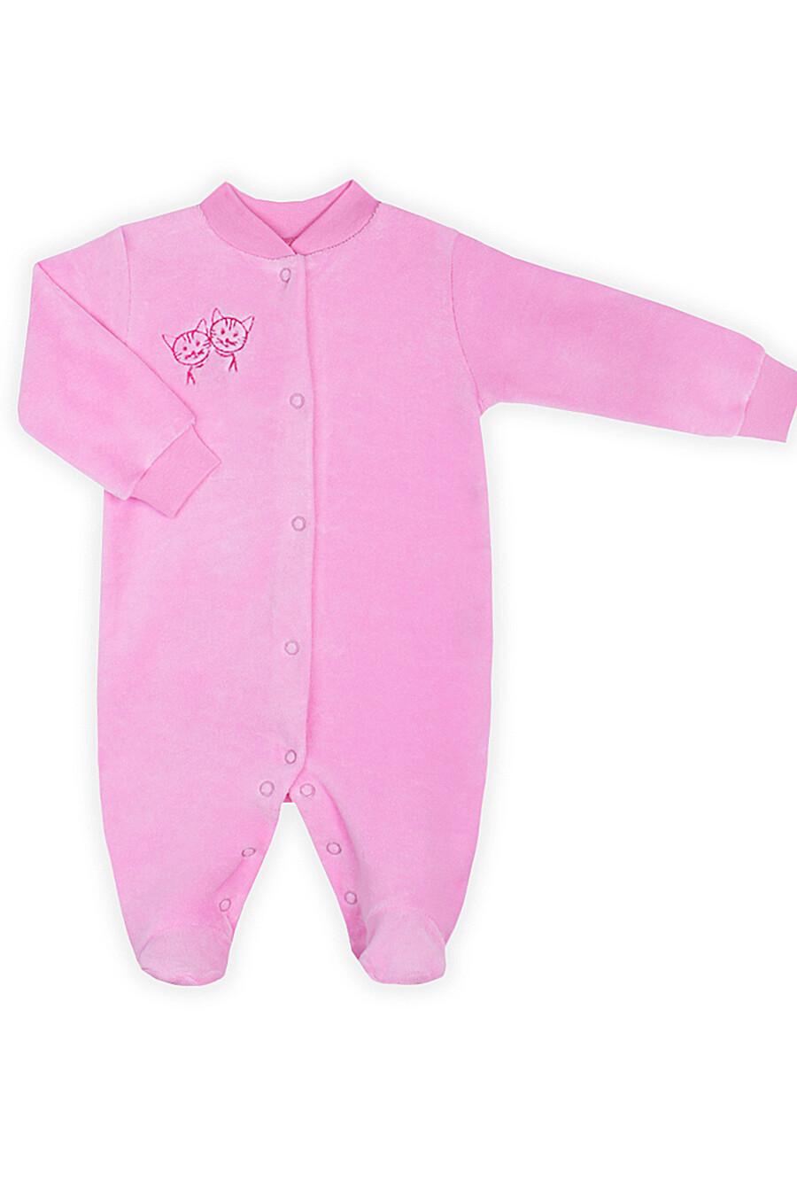 Комбинезон для девочек КОТМАРКОТ 130802 купить оптом от производителя. Совместная покупка детской одежды в OptMoyo