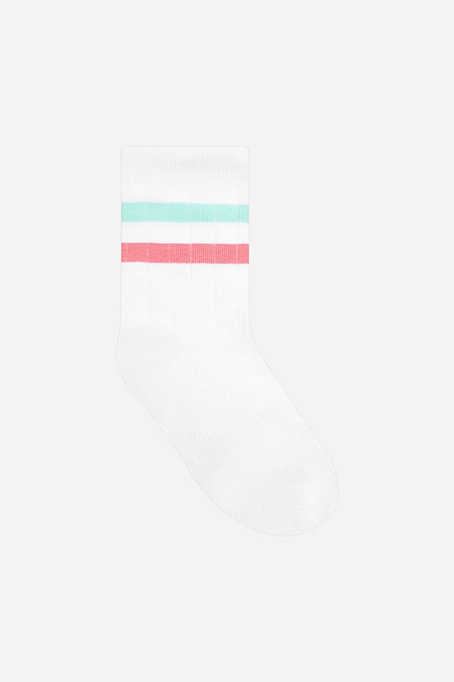 Носки для девочек CROCKID 130912 купить оптом от производителя. Совместная покупка детской одежды в OptMoyo