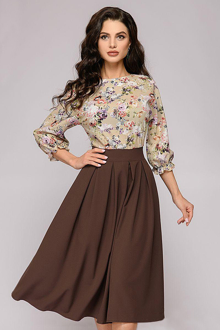 Платье 1001 DRESS (131013), купить в Optmoyo.ru