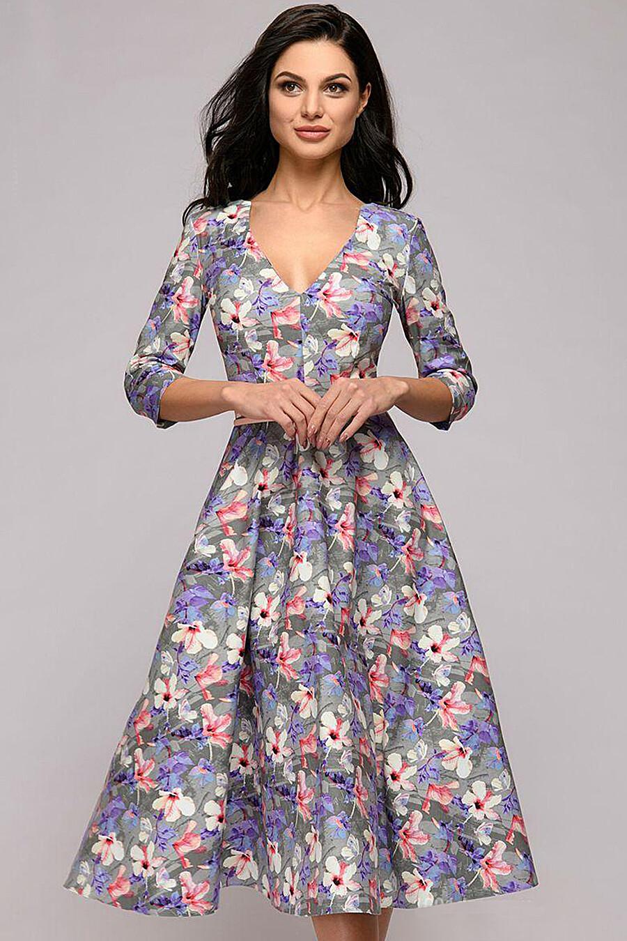 Платье 1001 DRESS (131162), купить в Optmoyo.ru