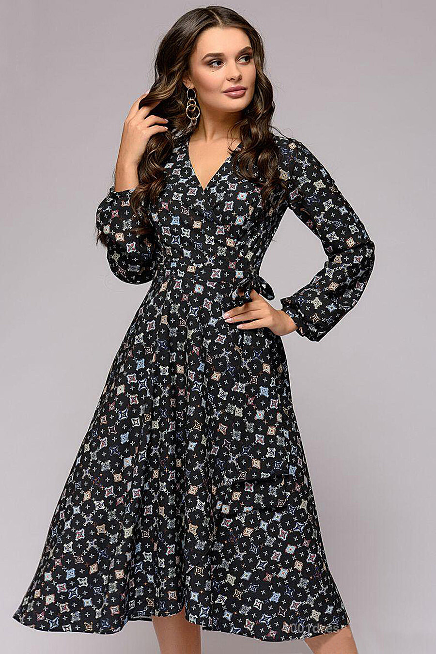 Платье 1001 DRESS (131236), купить в Optmoyo.ru