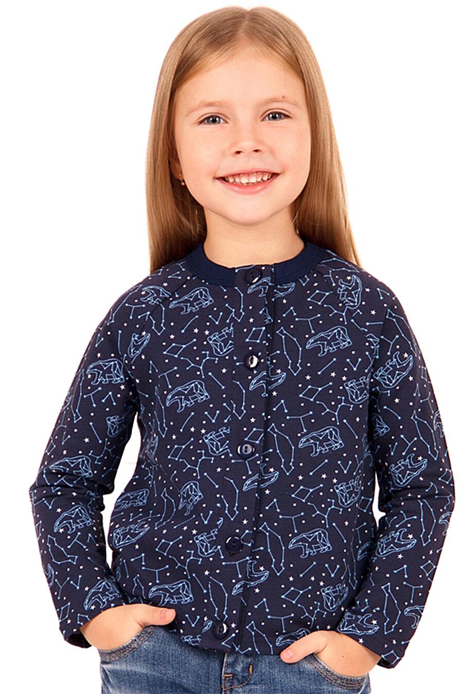 Джемпер для девочек Archi 131291 купить оптом от производителя. Совместная покупка детской одежды в OptMoyo