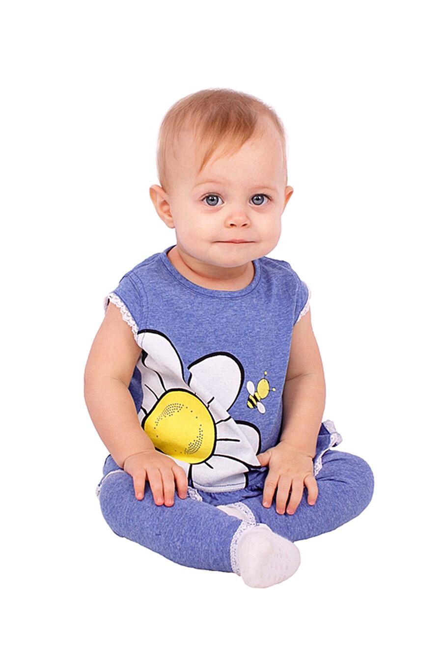 Рейтузы для девочек Archi 131429 купить оптом от производителя. Совместная покупка детской одежды в OptMoyo