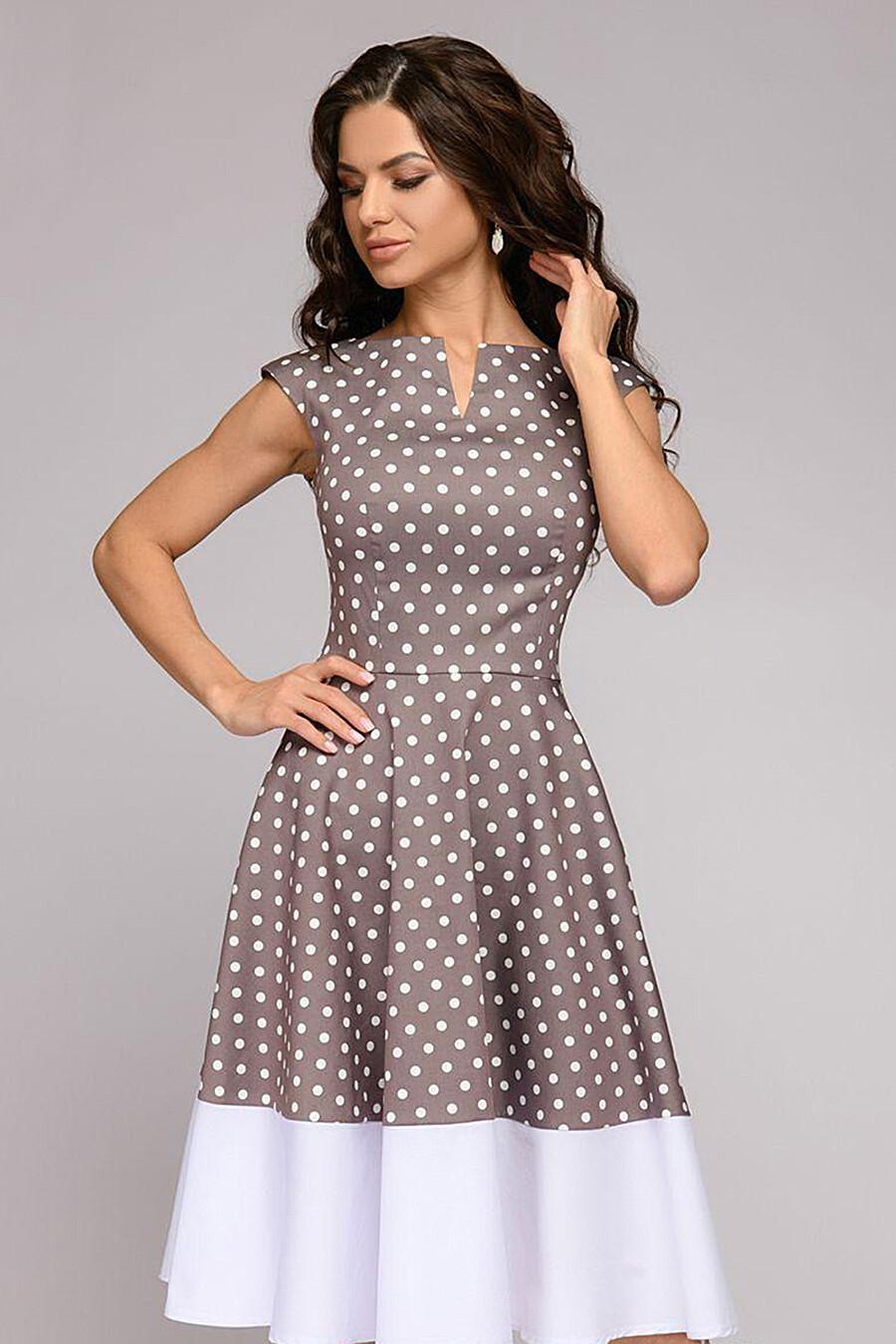 Платье 1001 DRESS (136440), купить в Optmoyo.ru