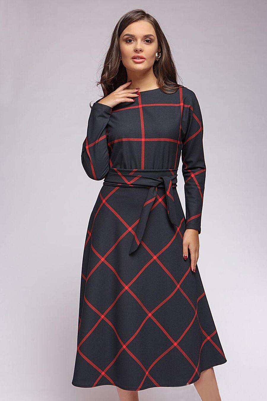 Платье 1001 DRESS (136462), купить в Optmoyo.ru