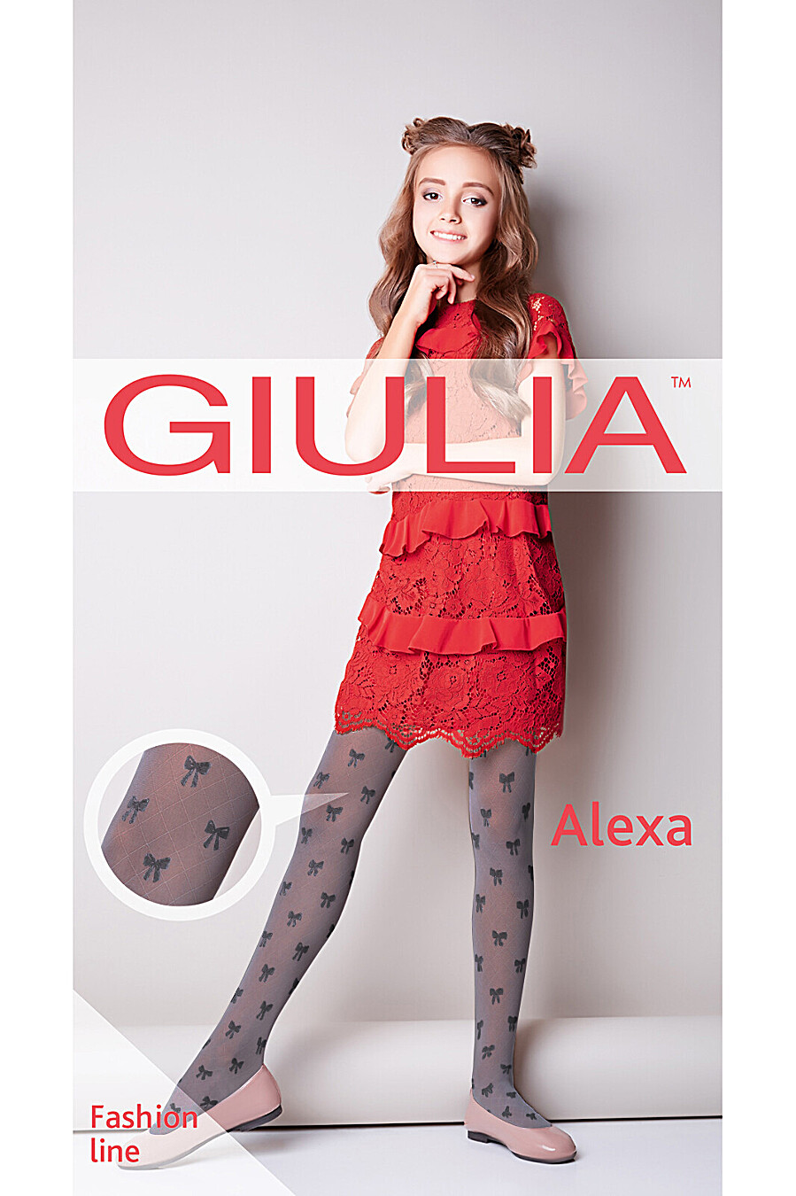 Колготки GIULIA (144450), купить в Optmoyo.ru