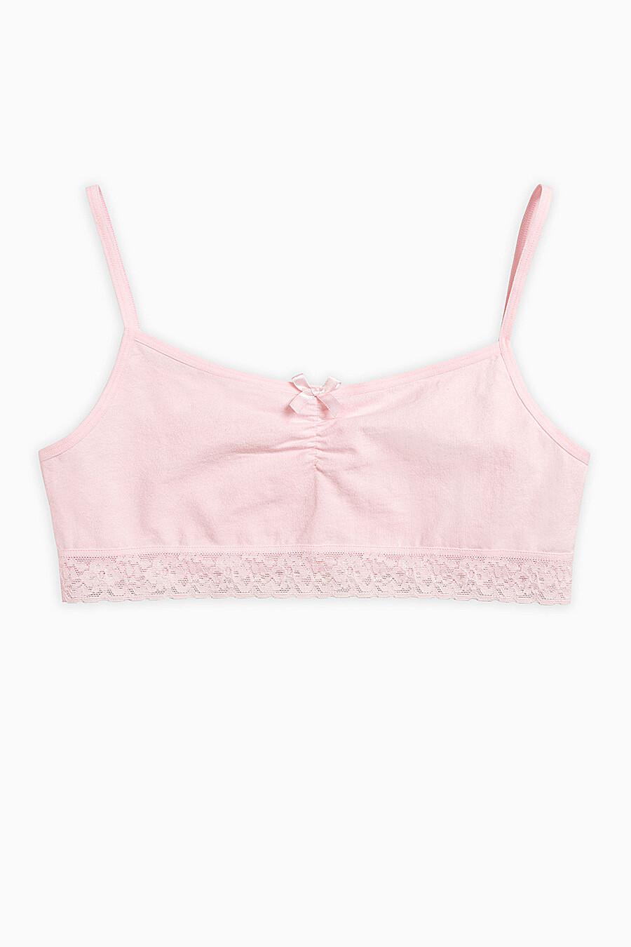 Топ для девочек PELICAN 146033 купить оптом от производителя. Совместная покупка детской одежды в OptMoyo