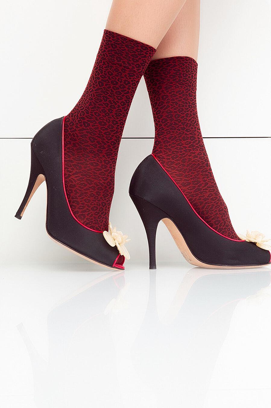 Носки для женщин GIULIA 146087 купить оптом от производителя. Совместная покупка женской одежды в OptMoyo