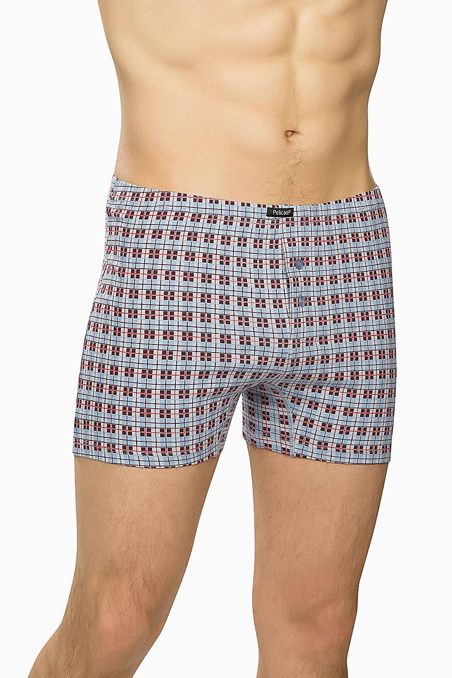 Трусы для мужчин PELICAN 146513 купить оптом от производителя. Совместная покупка мужской одежды в OptMoyo