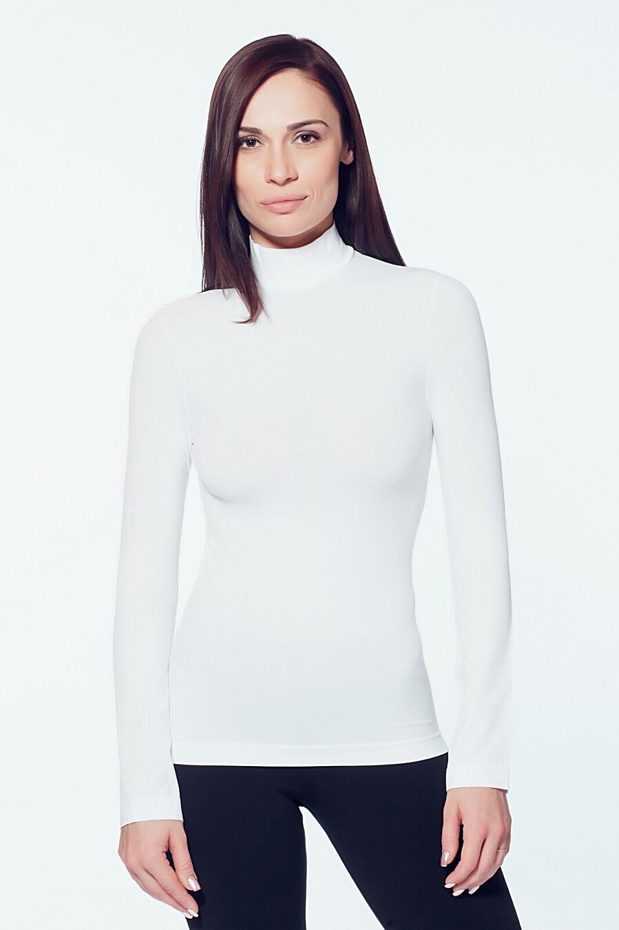 Водолазка для женщин GIULIA 146678 купить оптом от производителя. Совместная покупка женской одежды в OptMoyo