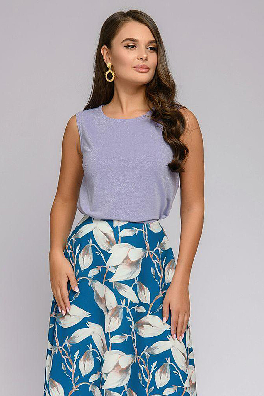 Топ для женщин 1001 DRESS 147260 купить оптом от производителя. Совместная покупка женской одежды в OptMoyo