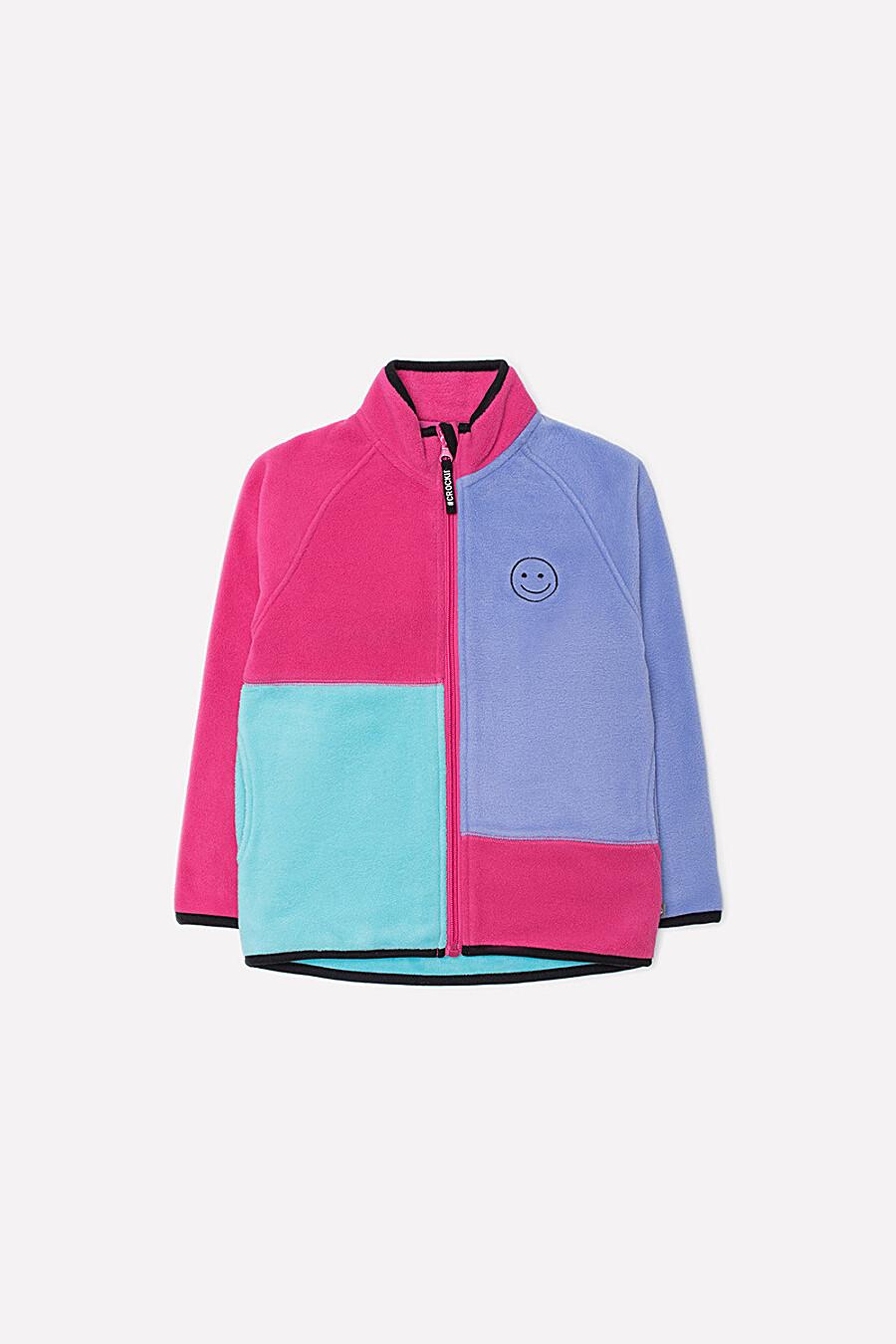 Куртка для девочек CROCKID 147455 купить оптом от производителя. Совместная покупка детской одежды в OptMoyo