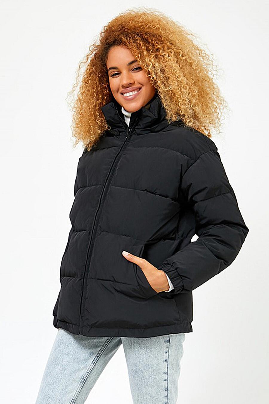 Куртка для женщин TOM FARR 148403 купить оптом от производителя. Совместная покупка женской одежды в OptMoyo