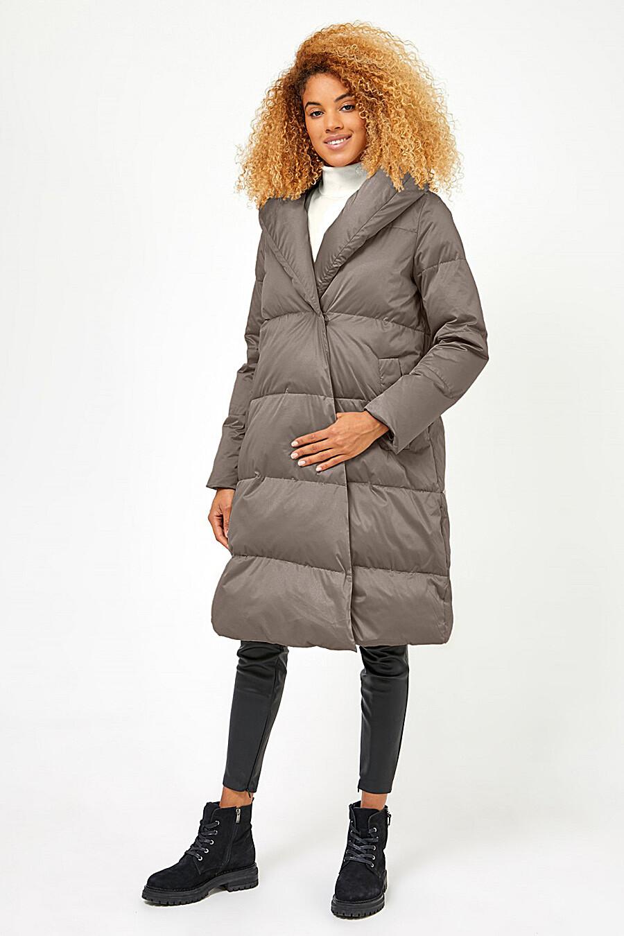 Пальто для женщин TOM FARR 148433 купить оптом от производителя. Совместная покупка женской одежды в OptMoyo