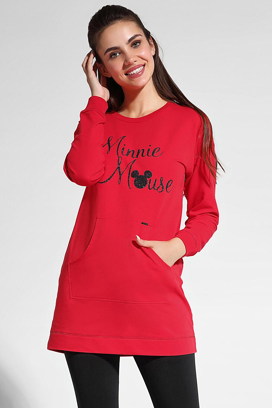 Туника для женщин CONTE ELEGANT 148643 купить оптом от производителя. Совместная покупка женской одежды в OptMoyo