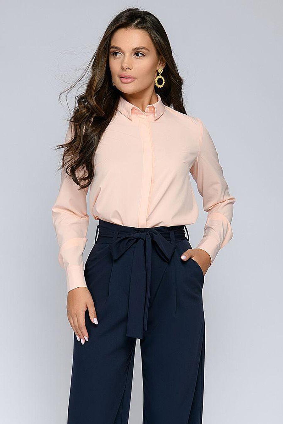 Блуза 1001 DRESS (149384), купить в Optmoyo.ru