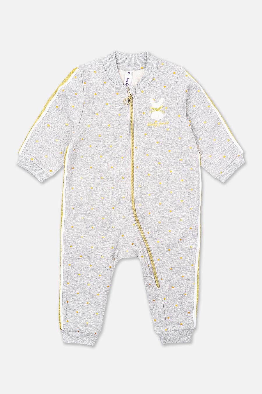Комбинезон для девочек PLAYTODAY 151815 купить оптом от производителя. Совместная покупка детской одежды в OptMoyo