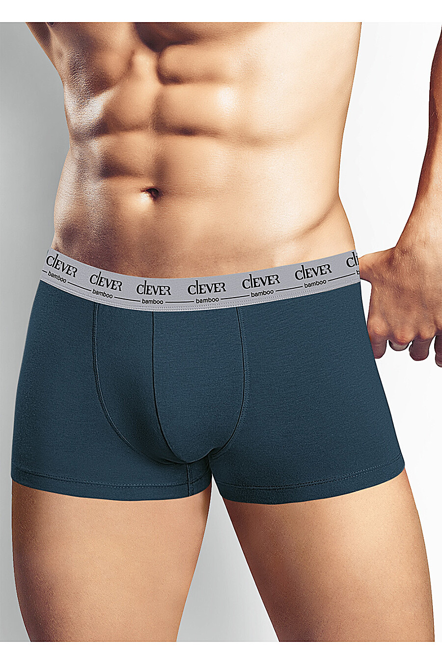 Трусы для мужчин CLEVER 151943 купить оптом от производителя. Совместная покупка мужской одежды в OptMoyo