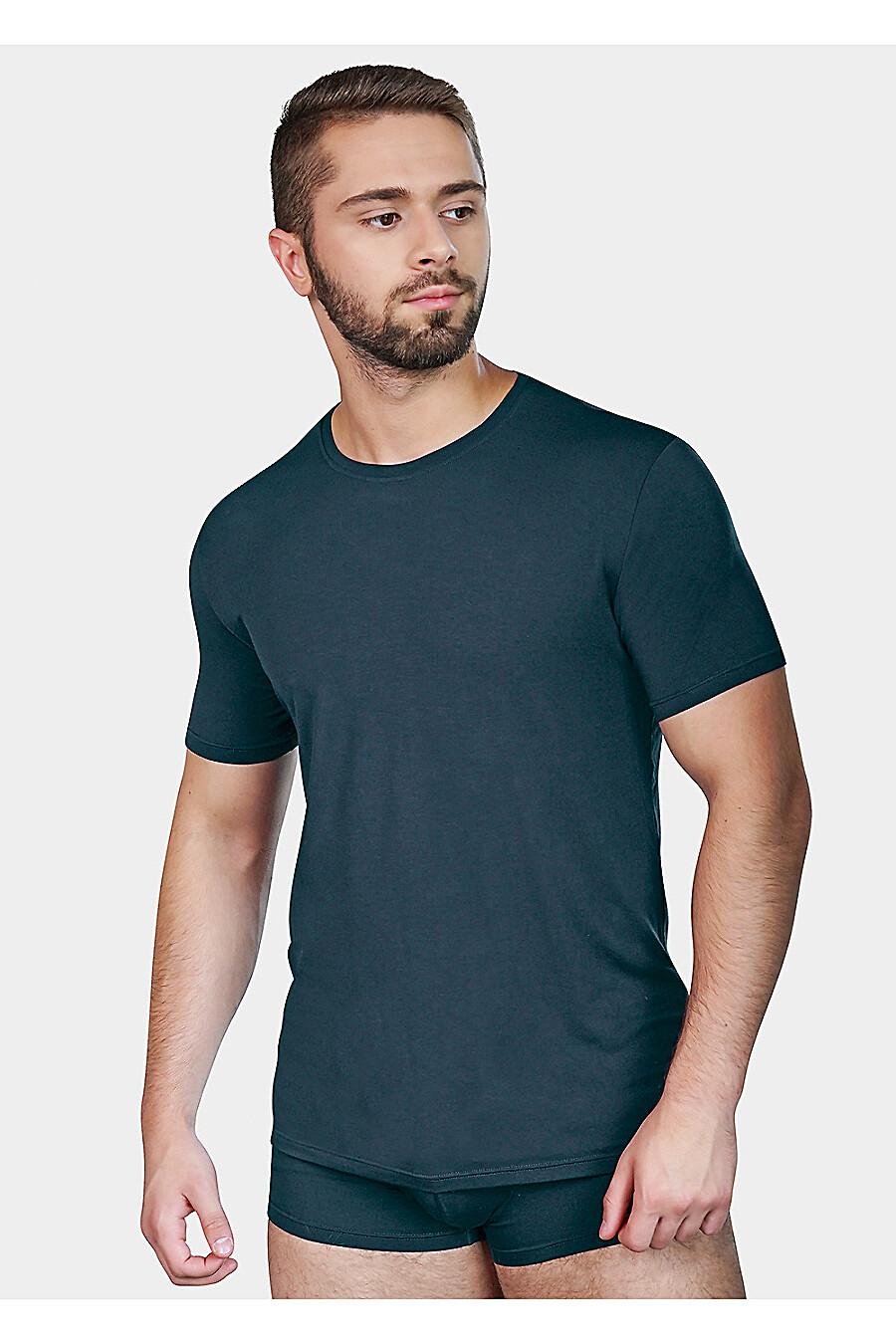 Футболка для мужчин CLEVER 151977 купить оптом от производителя. Совместная покупка мужской одежды в OptMoyo
