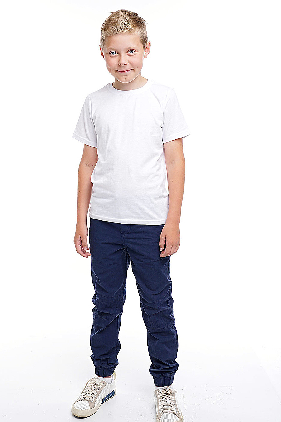 Брюки для мальчиков CLEVER 155239 купить оптом от производителя. Совместная покупка детской одежды в OptMoyo