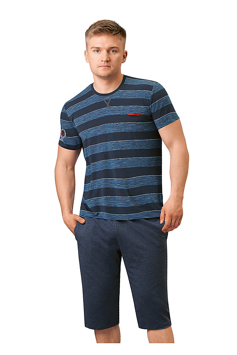 Комплект для мужчин CLEVER 155420 купить оптом от производителя. Совместная покупка мужской одежды в OptMoyo