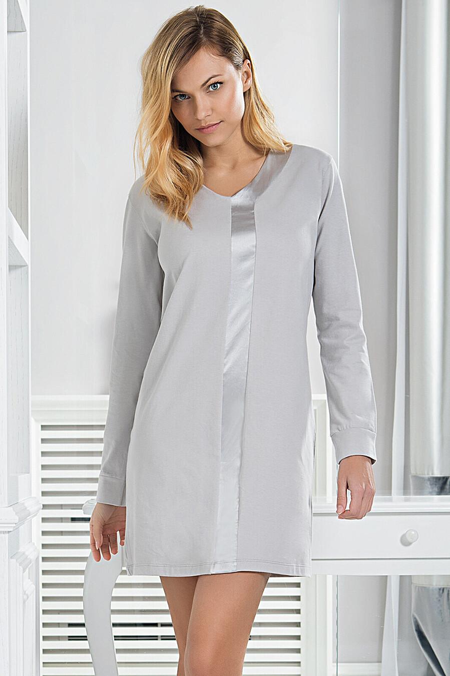 Ночная сорочка для женщин JADEA 157022 купить оптом от производителя. Совместная покупка женской одежды в OptMoyo