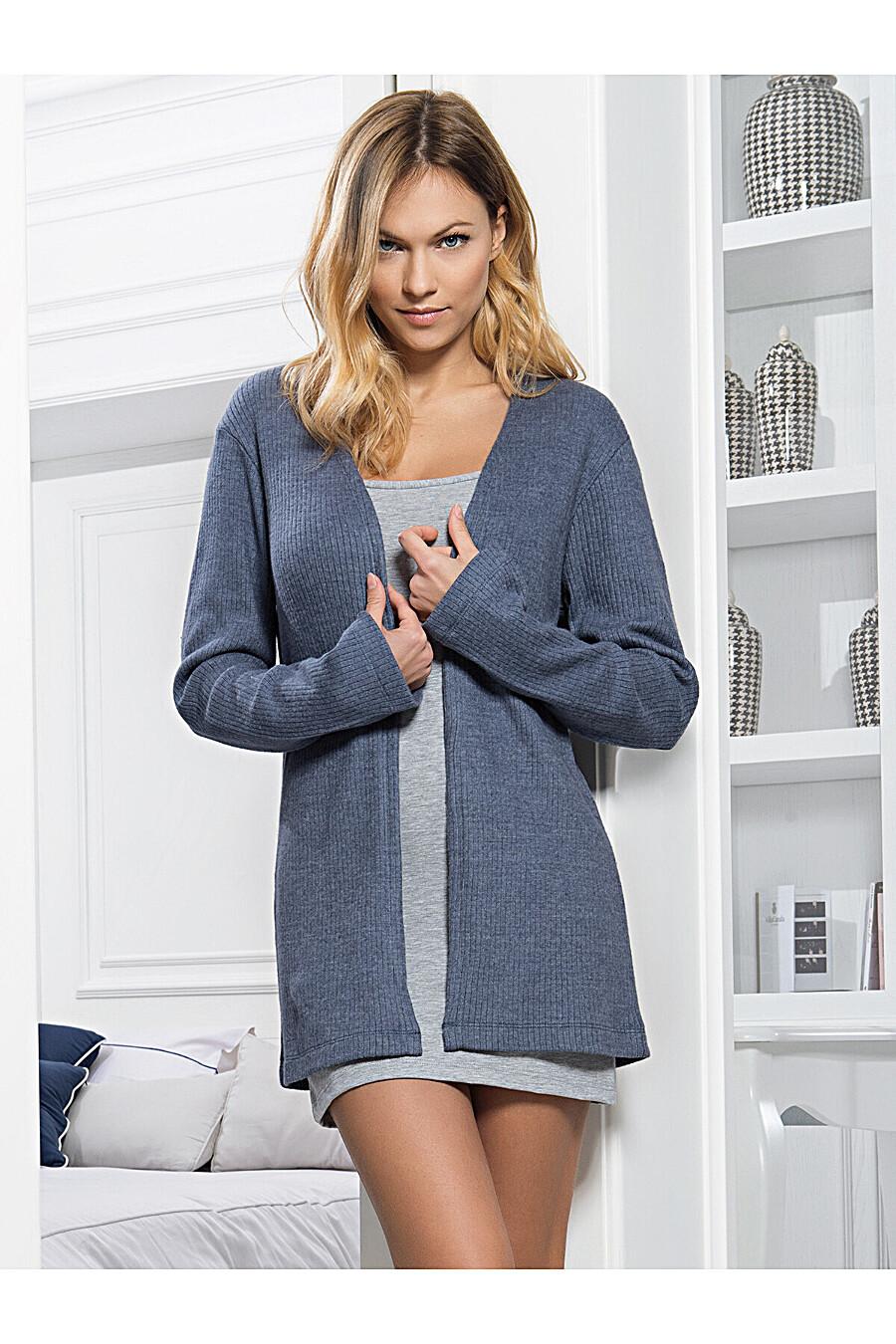 Кардиган для женщин JADEA 157061 купить оптом от производителя. Совместная покупка женской одежды в OptMoyo