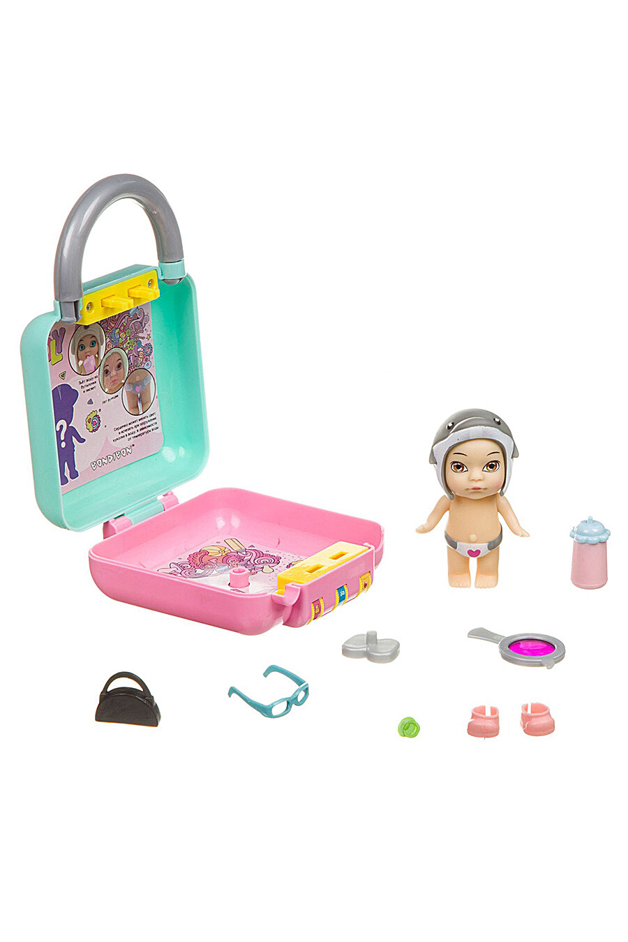 Игровой набор для детей BONDIBON 157202 купить оптом от производителя. Совместная покупка игрушек в OptMoyo